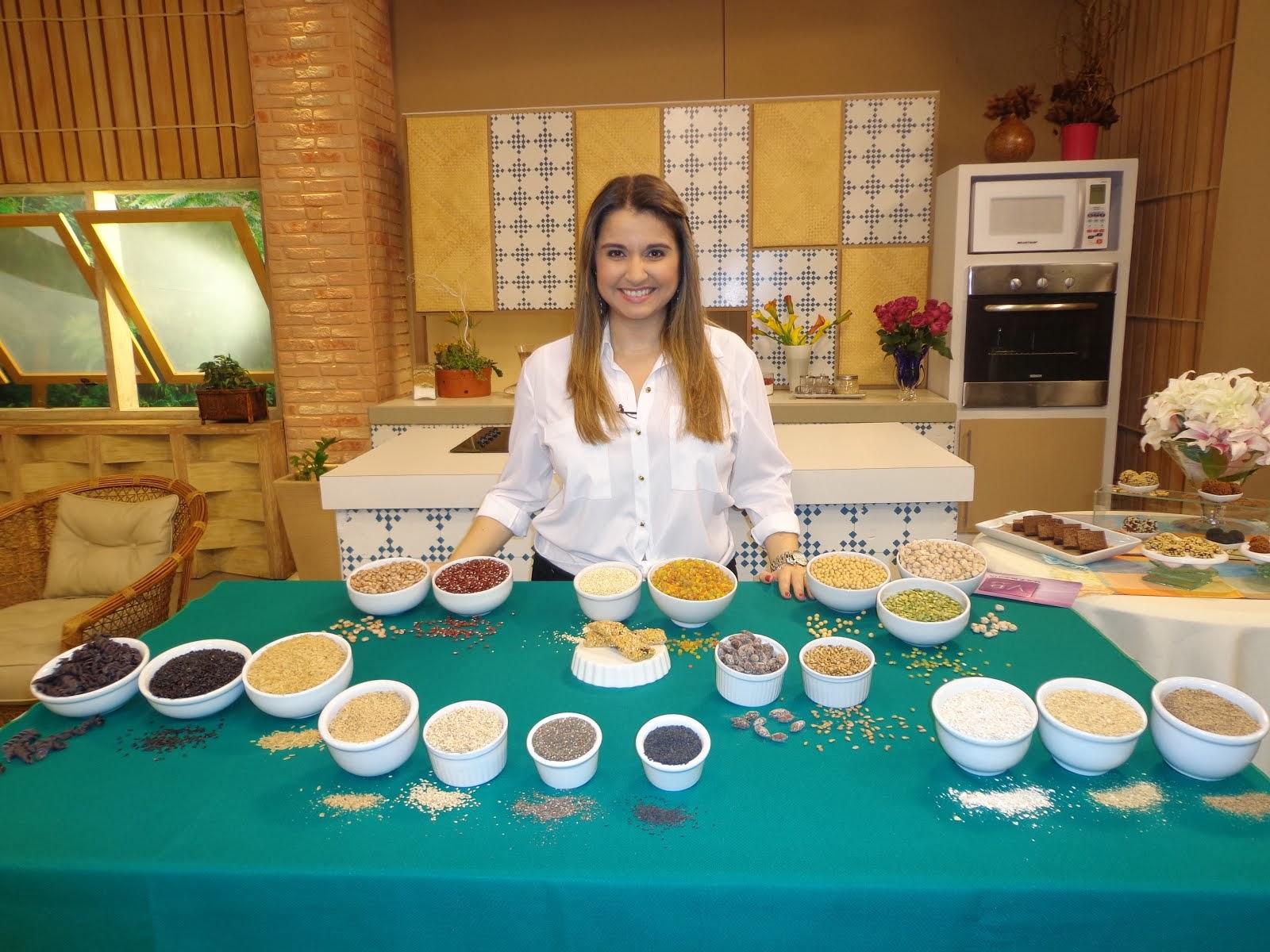Benefícios dos Grãos - Fernanda Granja