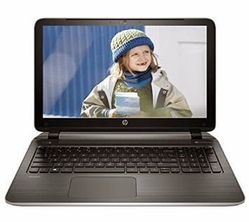 Amazon: Buy HP Pavilion 15-P017TU 15.6-inch Portable Laptop with Laptop Bag at Rs. 32999 only