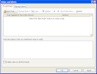 How to Automatically Forward Email Messages to another Email Account in Microsoft Outlook