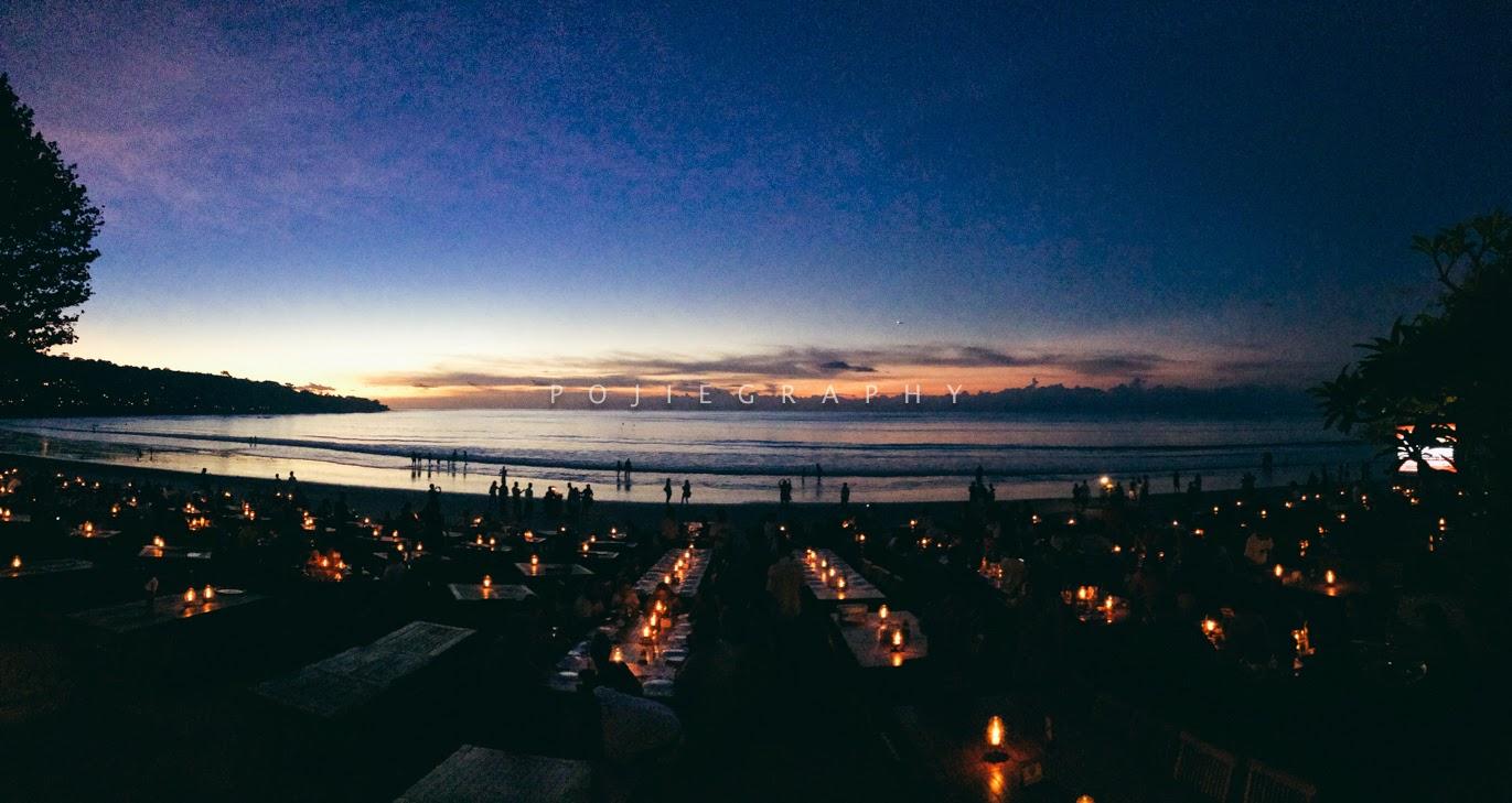 Famous Grilled Seafood Restaurant in Bali Manega Cafe