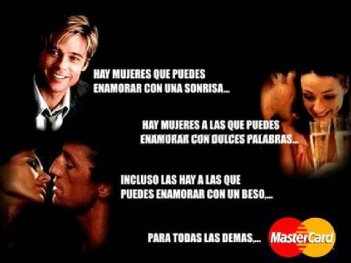 existe MasterCard chiste