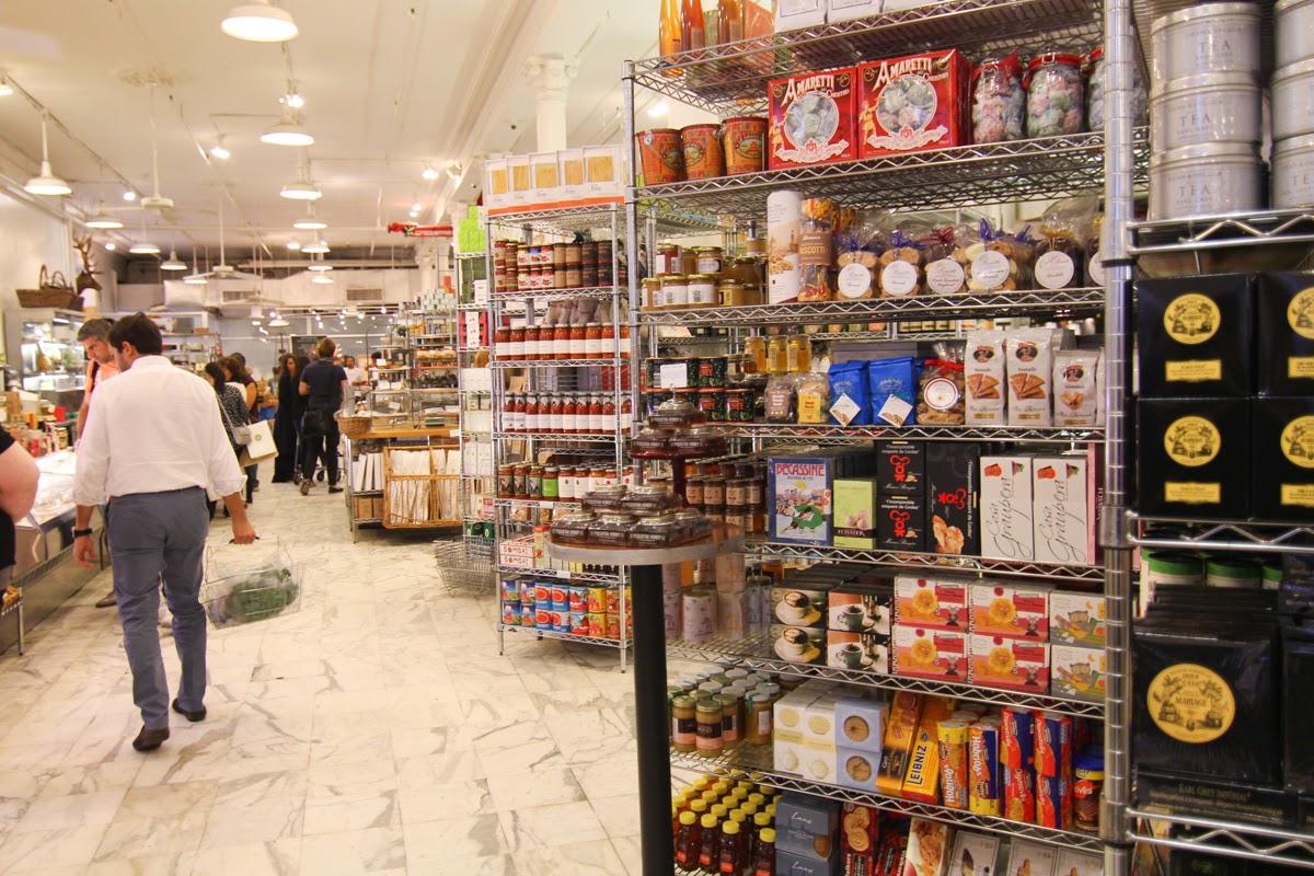 dean deluca soho nyc groceries