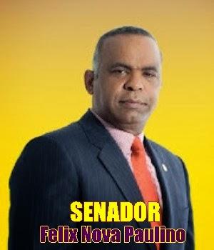 Felix Nova Tu Senador