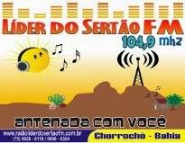Rádio Líder do Sertão FM - 104,9 CHORROCHÓ BA