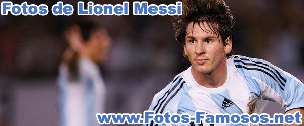 Fotos de Lionel Messi