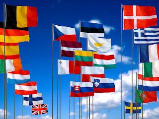 negara-negara di benua Asia, Amerika, Afrika, Eropa, Australia