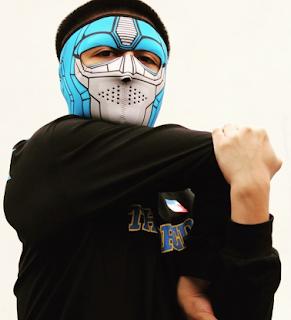 Boys Neoprene Ski Mask