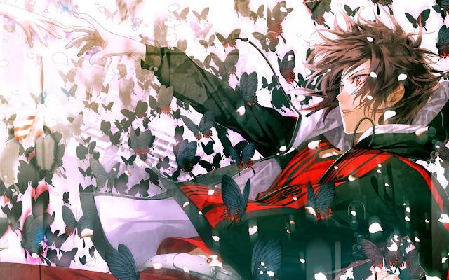 anime guy,visual novel,poems