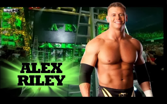 Alex Riley Hd Wallpapers Free Download