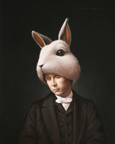 steven kenny white rabbit