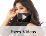 Fashion faces videos