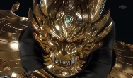Garo: Gold Storm - Episódio 01