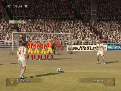 FIFA 07 - PC Game Download Free Full Version