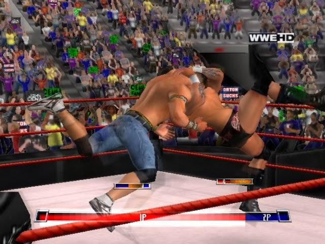 اكثر العاب المصارعة اثارة WWE Raw Ultimate Impact 2009 كاملة حصريا تحميل مباشر WWE+Raw+Ultimate+Impact+2009+3