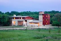 Modern Texas Ranch House