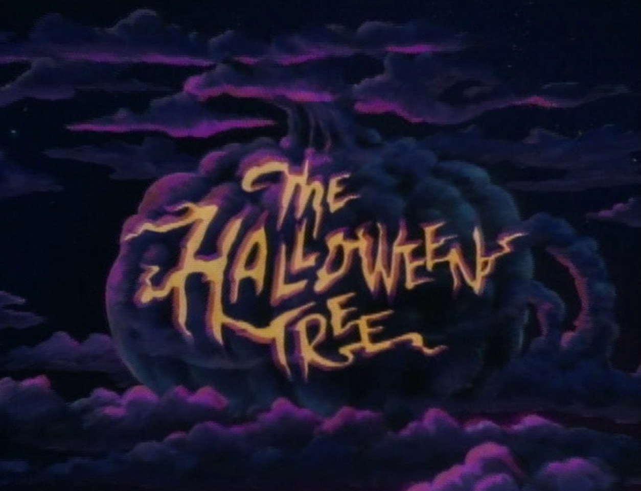 holiday film reviews: the halloween tree