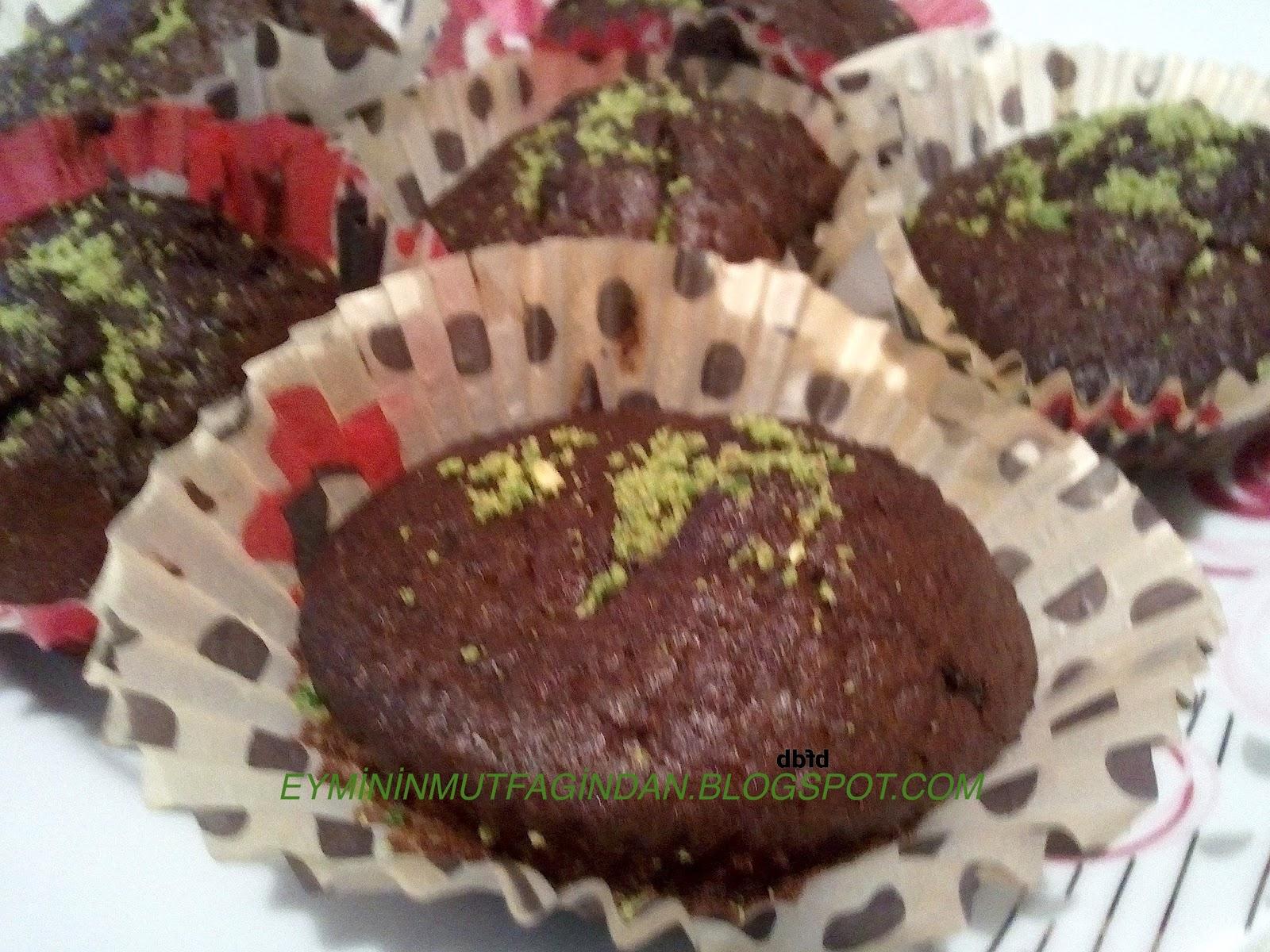 Çikolatalı Top Kek
