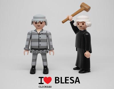 MIGUEL BLESA, PRISION, JUEZ