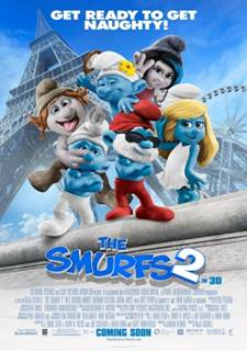 Os Smurfs 2 – Torrent BluRay 3D & BDRip Download (The Smurfs 2) (2013) Dual Áudio