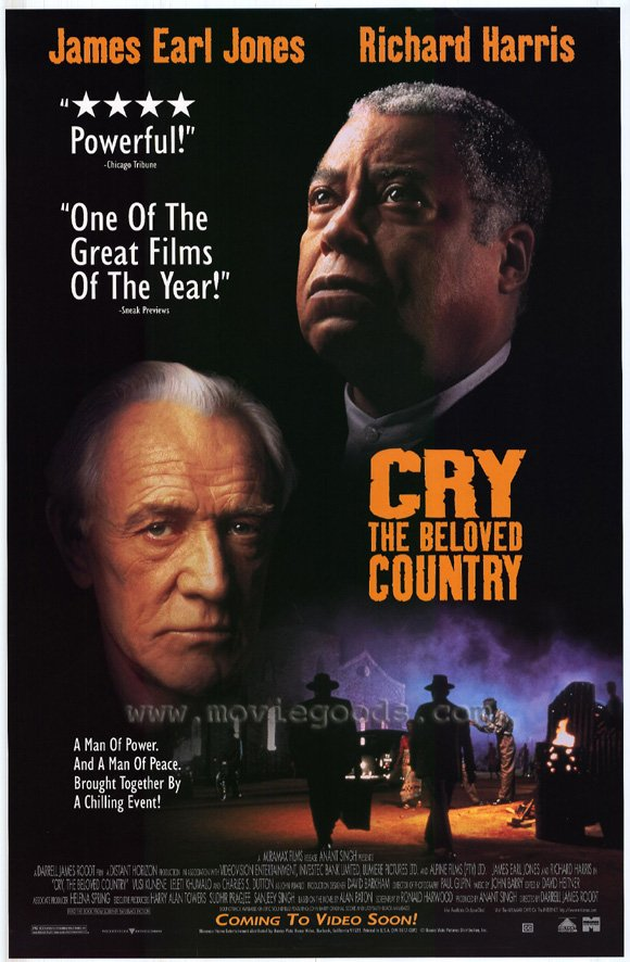 Fear in cry the beloved country essay