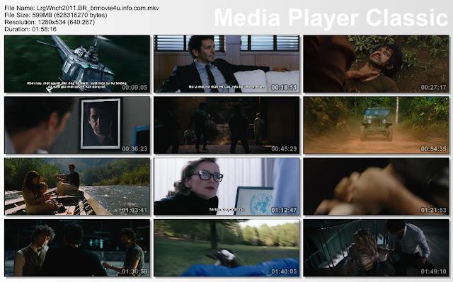 Largo Winch 2 (2011) BRRip 720p 600MB SubViet