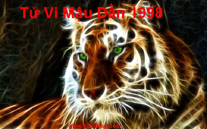 Xem Tu Vi Mau Dan 1998