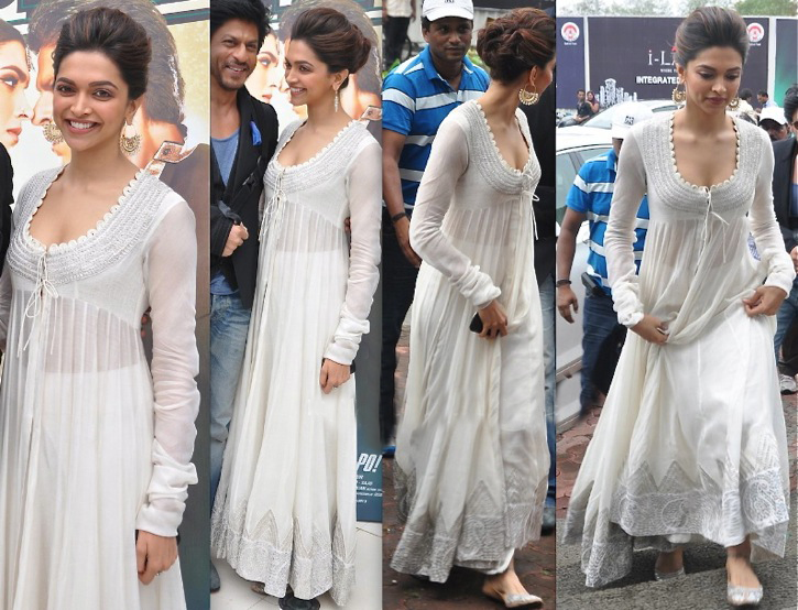 Deepika Padukone | Anarkali dress collection