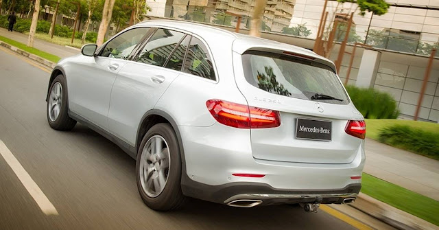 Mercedes GLC 2016 - Brasil