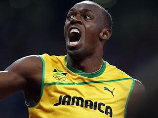 Bolt privé de Jeux Olympiques ?