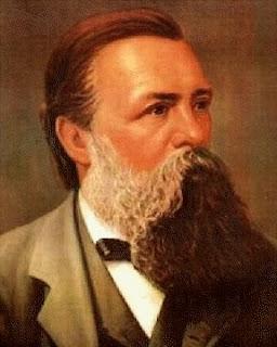 """""""Engels en la lucha por el marxismo revolucionario"""" - texto publicado en Crítica marxista-Leninista en abril de 2013 Engels+-+color"""