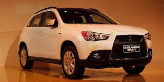 Harga dan Spesifikasi Mitsubishi Outlander Sport Terbaru 2012