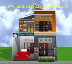 desain gambar rumah minimalis lantai 2