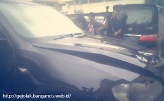 Foto BMW X5 Milik Rasyid