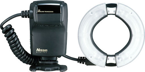 Nissin MF18 Macro Flash