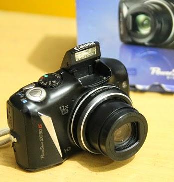 harga Canon Powershoot SX130 IS