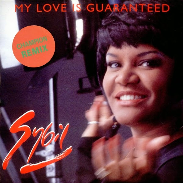 Sybil - My Love Is Guaranteed (Red Ink Remix) (VLS)