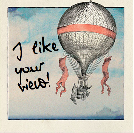 Quotes About Flying In A Hot Air Balloon 63