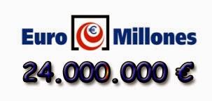 Euromillones del viernes 27 de junio de 2014