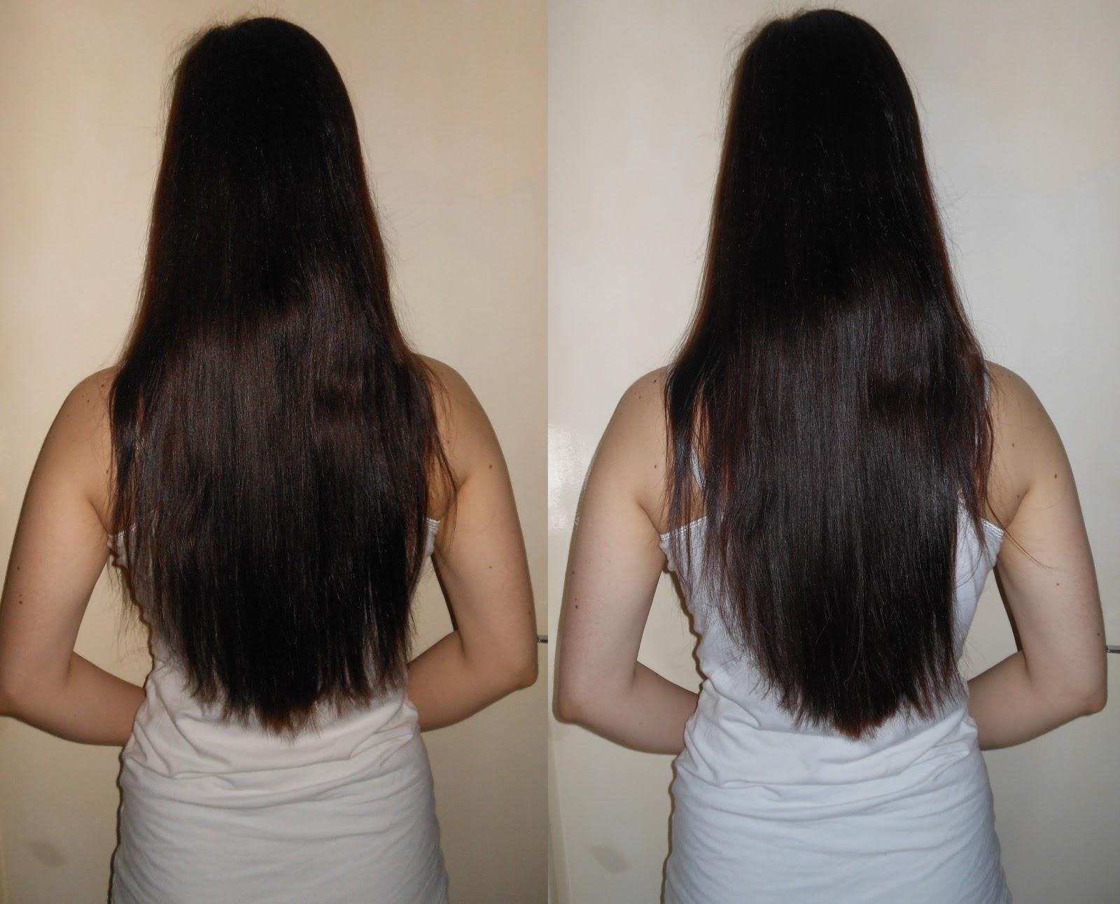 De combien les cheveux poussent ils par mois