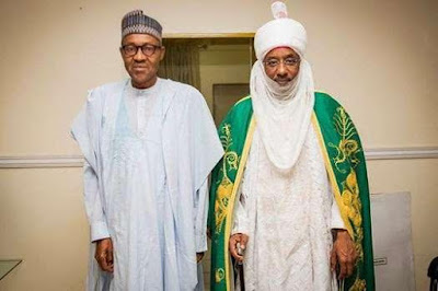 Expression of Sympathy isn't enough - Sanusi tells Buhari