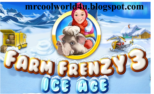 Farm Frenzy 3 Ice Age PC Game Free Download Full Version