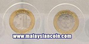 Bi-Metal coin