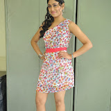 Manisha Yadav Photos in Floral Short Dress at Preminchali Movie Press Meet 69
