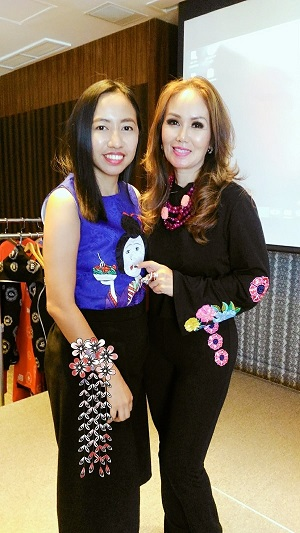 With Feng Shui Master Marites Allen