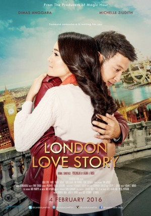 Jadwal LONDON LOVE STORY di Bioskop