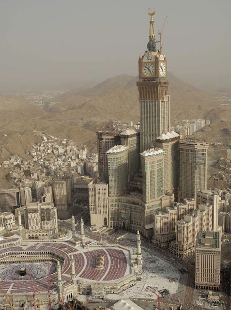 ABRAJ AL_BAIT TOWERS