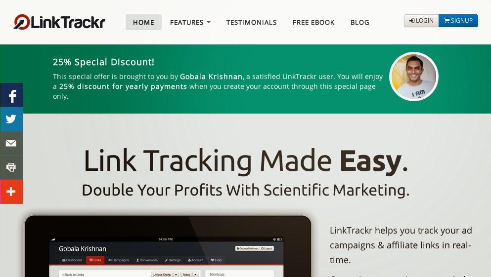 Link Trackr