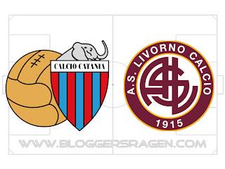 Prediksi Pertandingan Catania vs Livorno