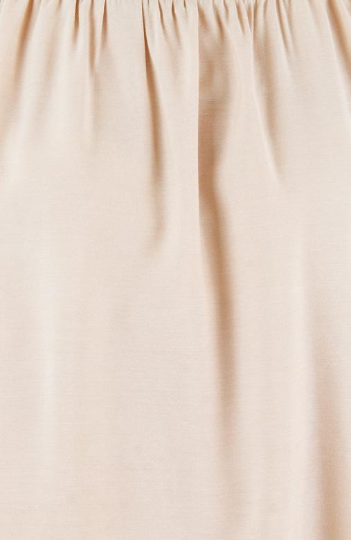 Linen Oversized Weekender Blouse