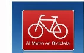 La bici en el Metro
